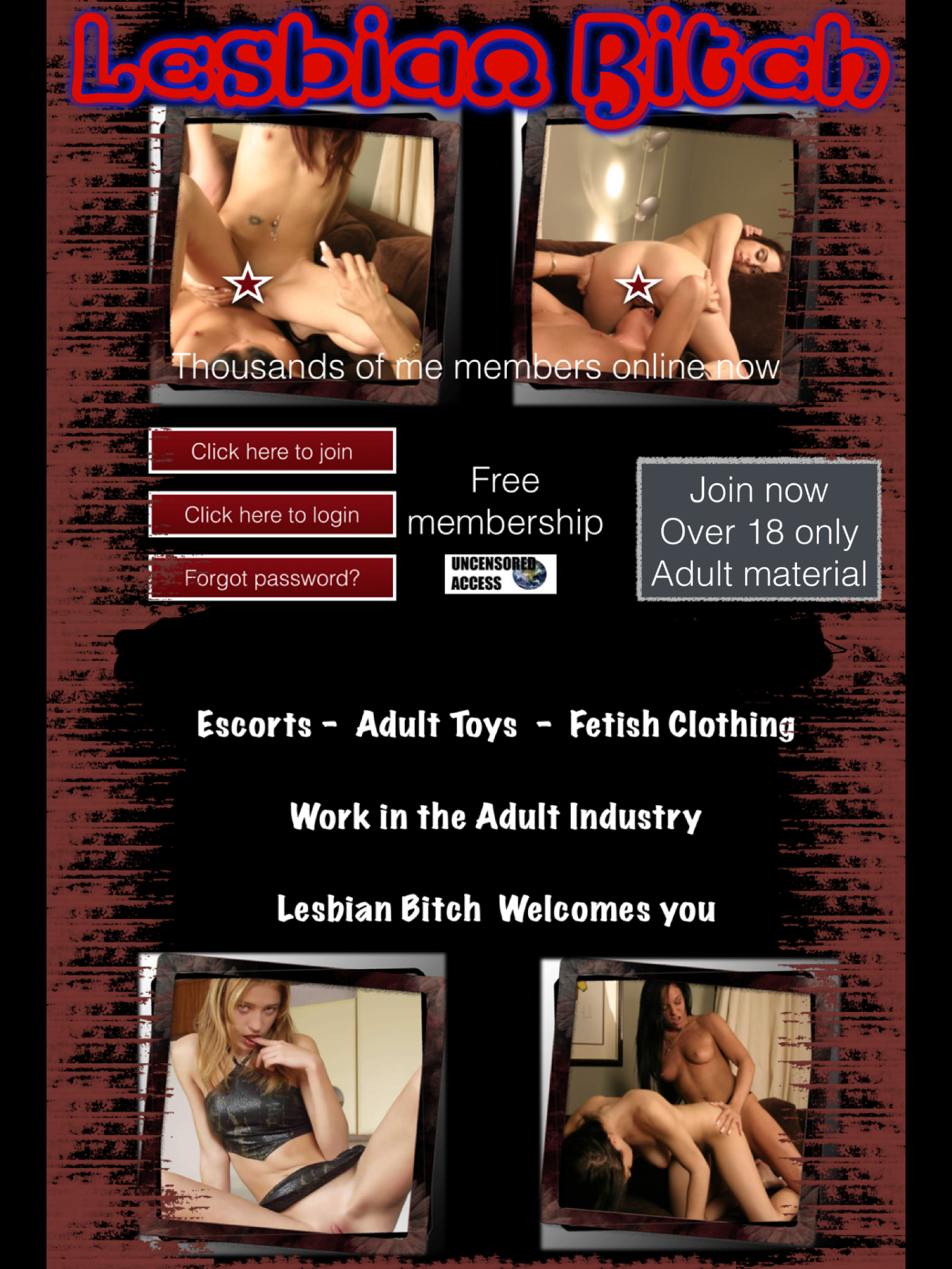 lesbian bitch escorts earn money working from home webcam shows adult fun
